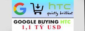google buy htc