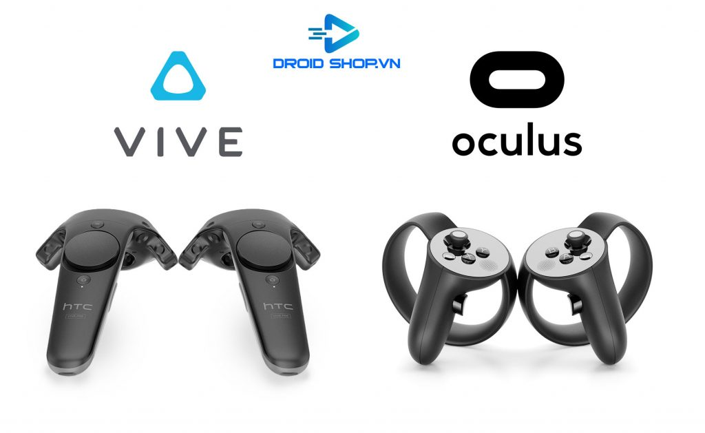 oculus touch vs vive controller