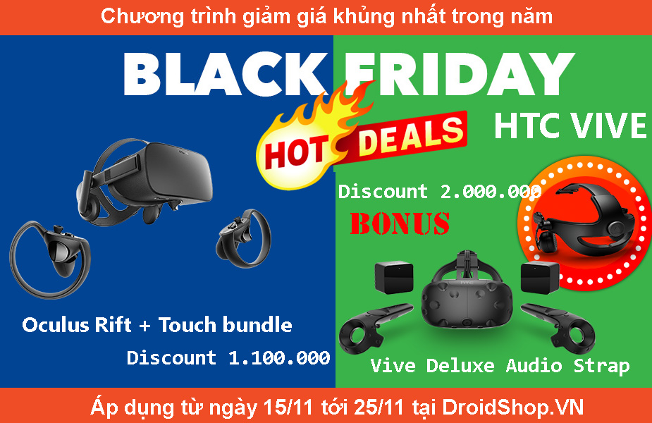 khuyen mai black friday