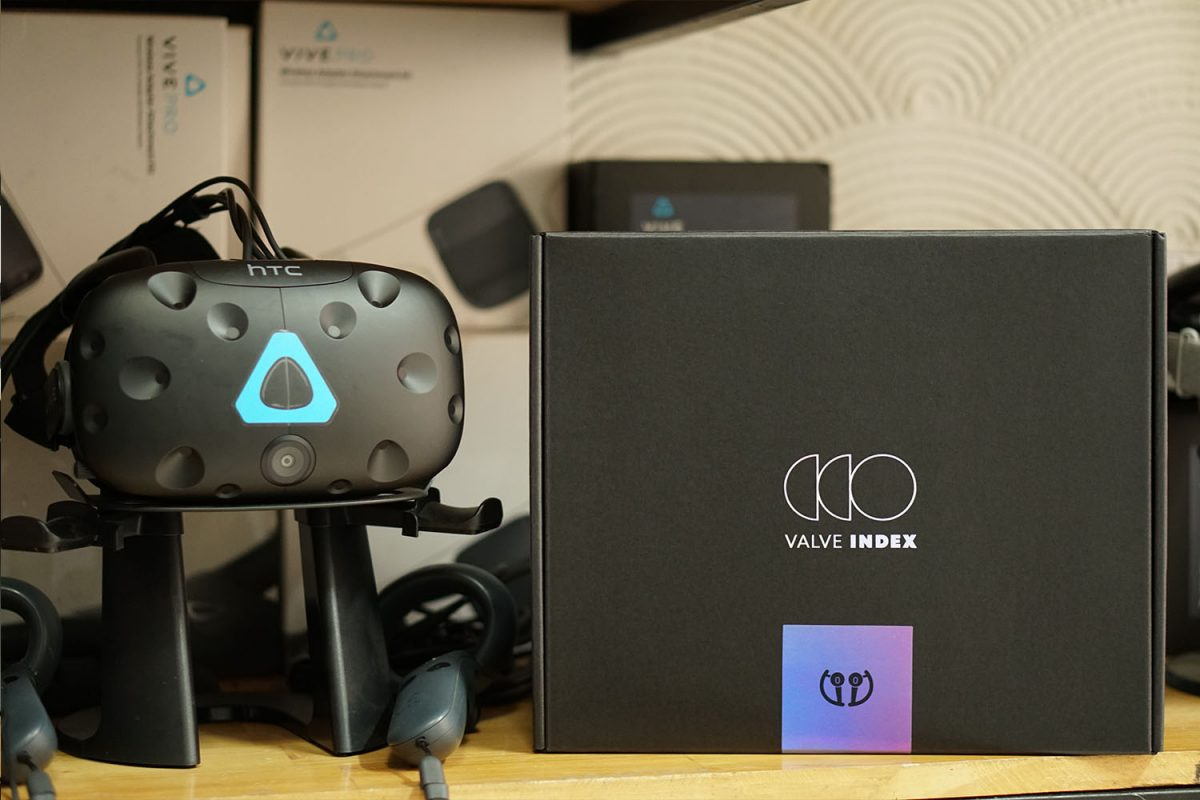 Bộ Valve Index Controller With Htc Vive