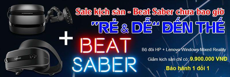 Mua game Beat Saber ở đâu?