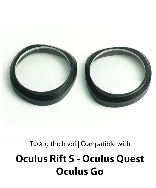 Oculus Rift S - Oculus Quest - Oculus Go Prescription Lens Adapter