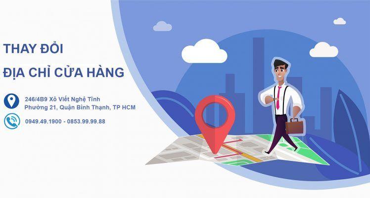 Thay Doi Dia Chi Poster