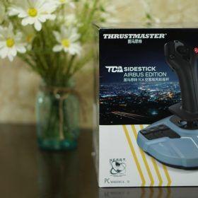 Box Thrustmaster Tca Sidestick Airbus Edition