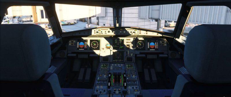Cockpitflightsimulator