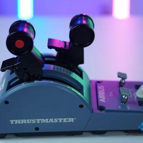 Cần đẩy Kép Thrustmaster Tca Quadrant Airbus Edition