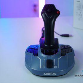 Cần Lái Thrustmaster Tca Sidestick Airbus Edition