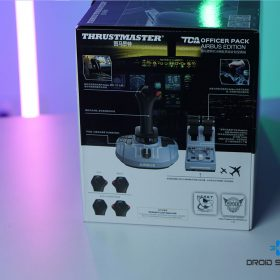 Góc Thrustmaster Tca Officer Pack Airbus Edition