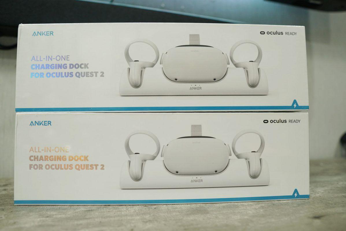 Sạc Anker Cho Kính Oculus Quest 2