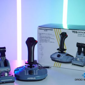 Tổng Quan Thrustmaster Tca Officer Pack Airbus Edition