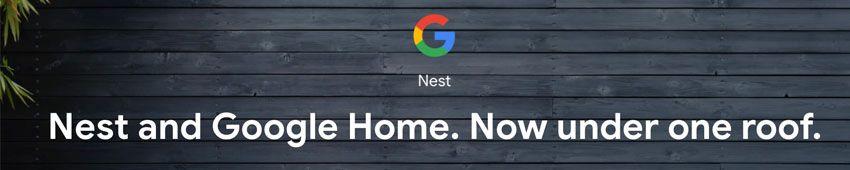 Banner Google Nest