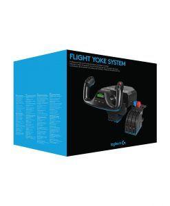 Can Lai May Bay Logitech Flight Yoke System 5