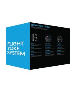 Can Lai May Bay Logitech Flight Yoke System 6