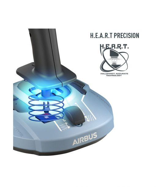 Lai May Bay Thrustmaster Tca Sidestick Airbus Edition 8