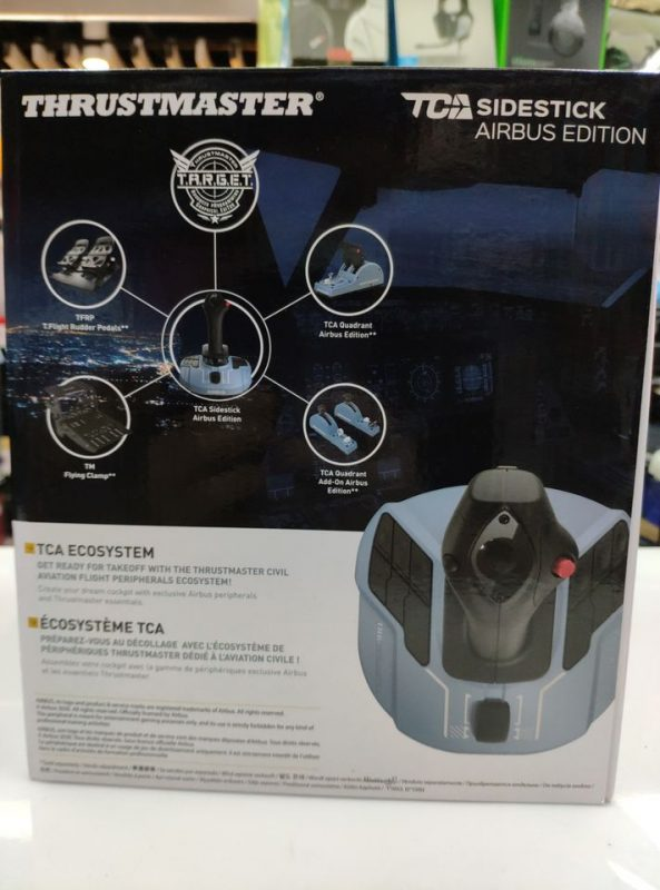 May Bay Thrustmaster Tca Sidestick Airbus Edition 2