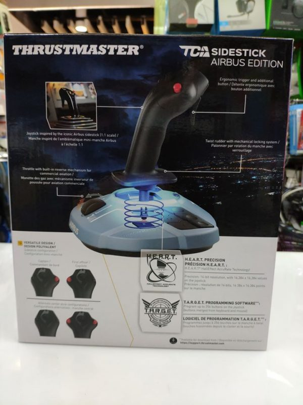 May Bay Thrustmaster Tca Sidestick Airbus Edition 3