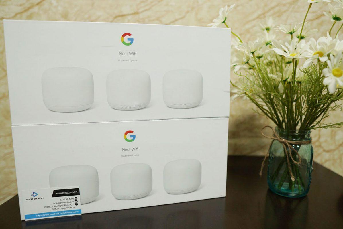 Phat Wifi Google Nest Wifi