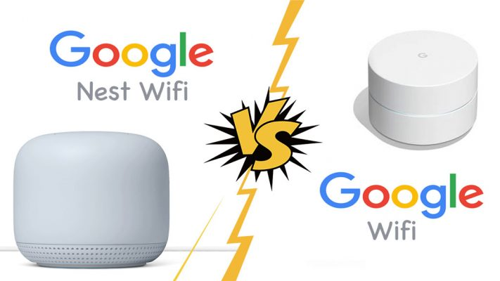 So Sanh Google Wifi Vs Google Nest Wifi