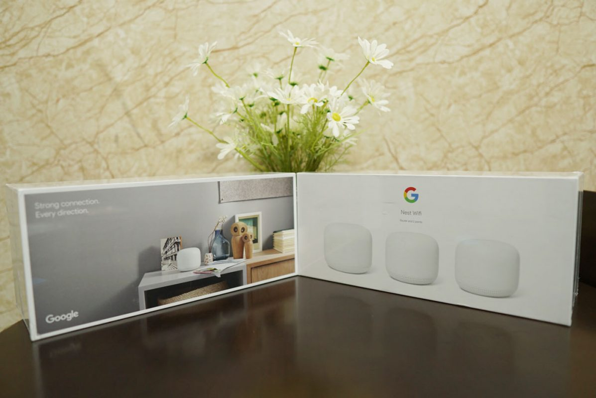 Thiet Bi Google Nest Wifi