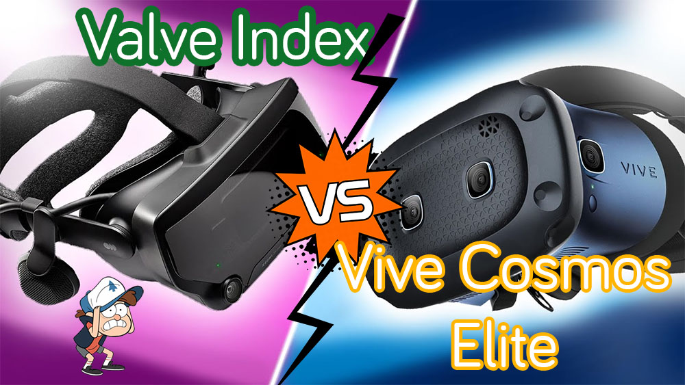 Valve Index Vs Vive Cosmos Elite