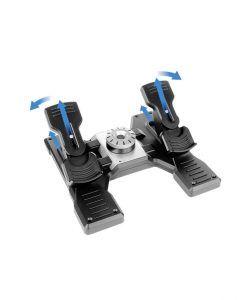 Ban Dap Logitech Flight Rudder Pedals 1