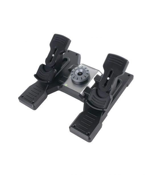 Ban Dap Logitech Flight Rudder Pedals 4
