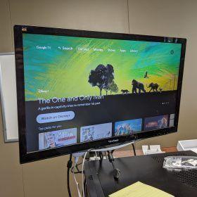 Giao Diện Google Tv Google Chromecast 2020