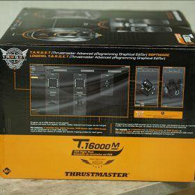 Mặt Bên Full Set Bộ Cần Lái Máy Bay Thrustmaster T.16000m Fcs Flight Pack