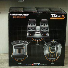 Mặt Trên Full Set Bộ Cần Lái Máy Bay Thrustmaster T.16000m Fcs Flight Pack