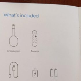 Trọn Bộ Sản Phẩm Google Chromecast 2020