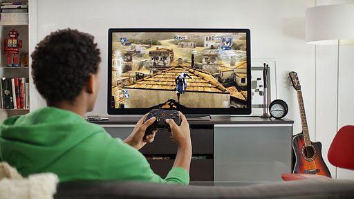 Chơi Game Trên Chromecast With Google Tv