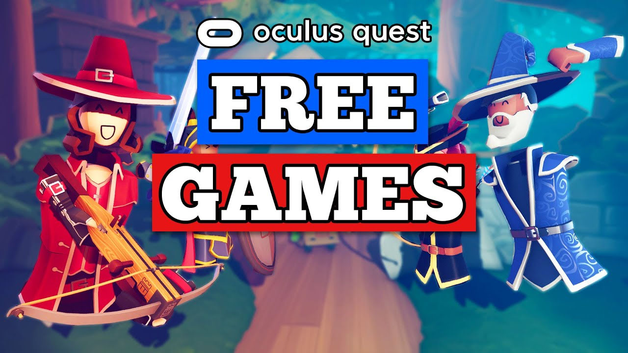 Game Mien Phi Oculus Quest