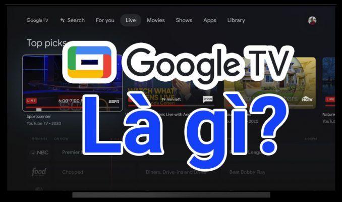 Google Tv Là Gì
