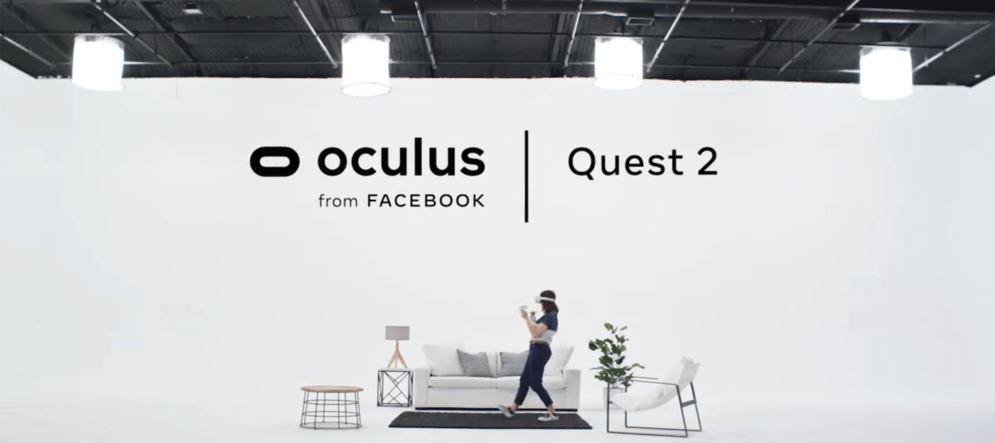 Kính Thực Tế ảo Oculus Quest 2