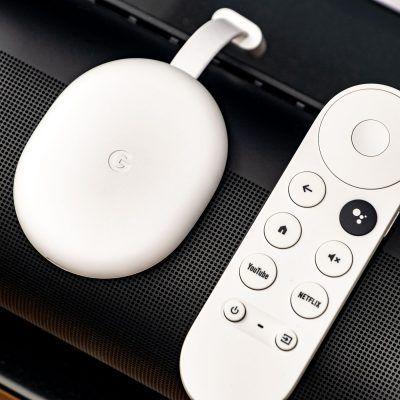 Remote Chromecast With Google Tv