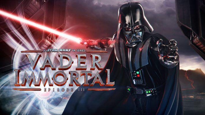 Star Wars Vader Immortal Trilogy