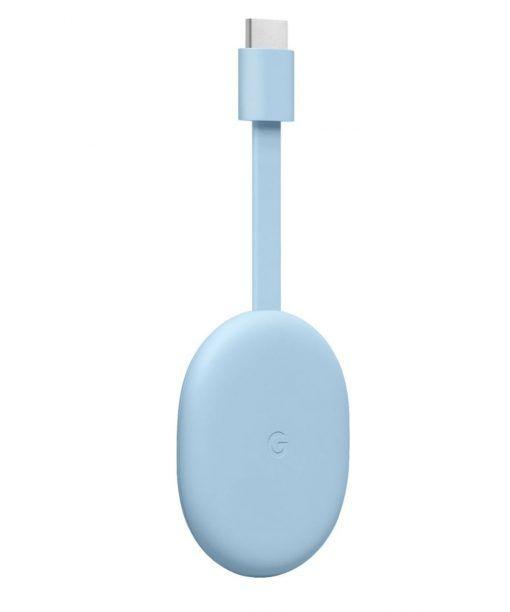 Thiet Bi Google Chromecast With Google Tv Màu Xanh 2