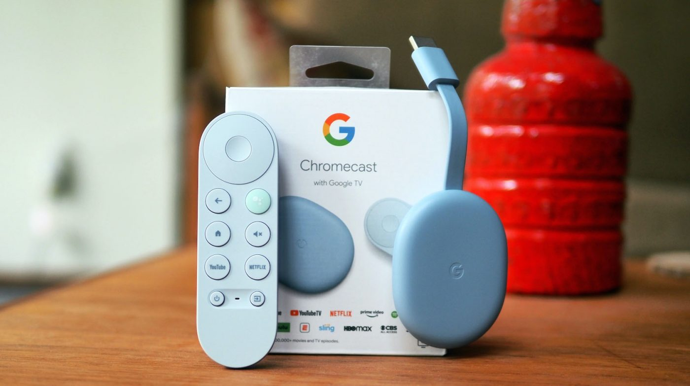 Thông Tin Chromecast With Google Tv
