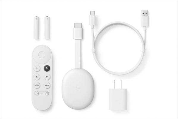 Trọn Bộ Chromecast With Google Tv