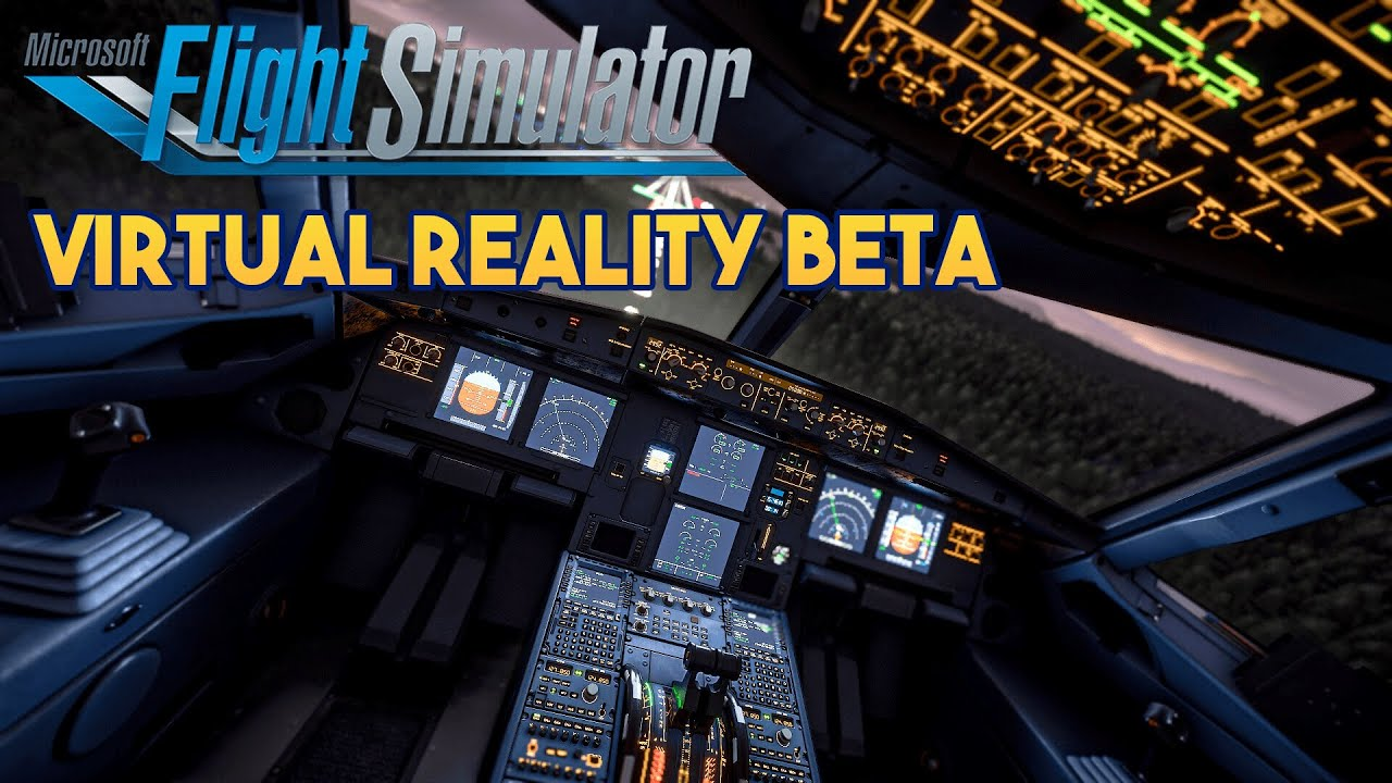 Flight Simulator VR