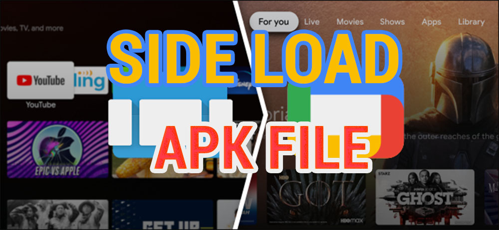 Cai Dat Apk File Google Tv