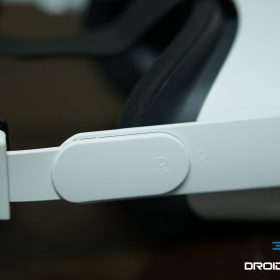 Cận Góc Phải Head Strap Oculus Quest 2 Drostrap1