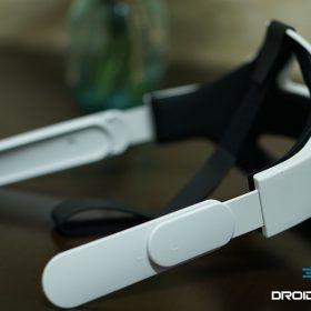 Cạnh Head Strap Oculus Quest 2 Drostrap1