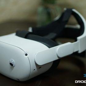 Mặt Trái Head Strap Oculus Quest 2 Drostrap1