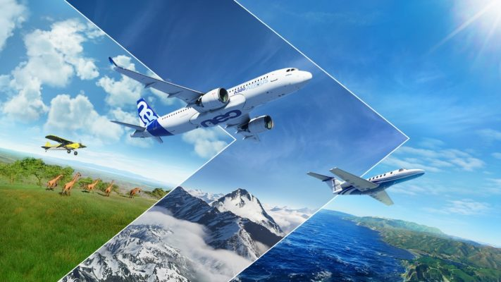Microsoft Flight Simulator Review Featured