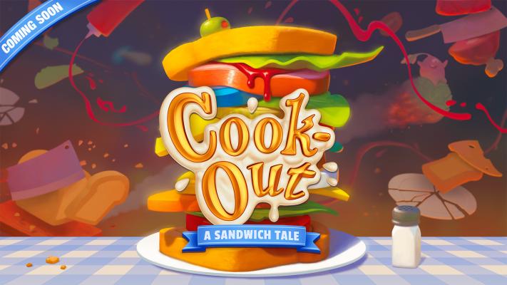 Cook Out A Sandwich Tale