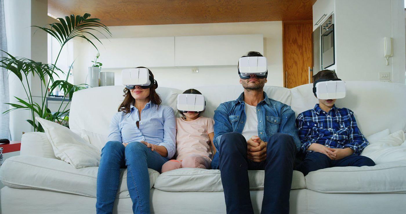 Game Vr Gia đình Vr Family