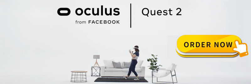 Oculus Quest 2 Avaiable Order Now