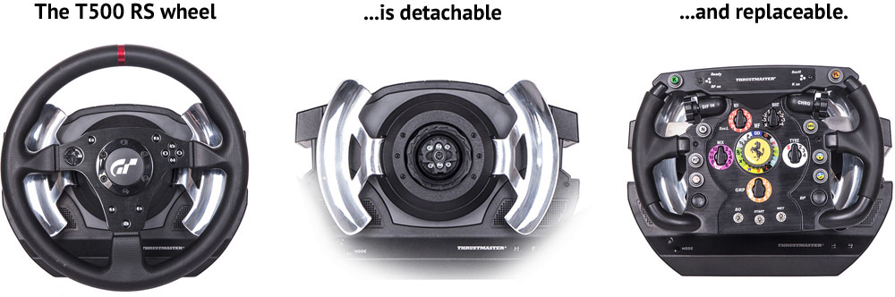 Hệ Thống Thrustmaster Quick Release