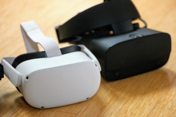 Oculus Quest 2 Vs Oculus Rift S